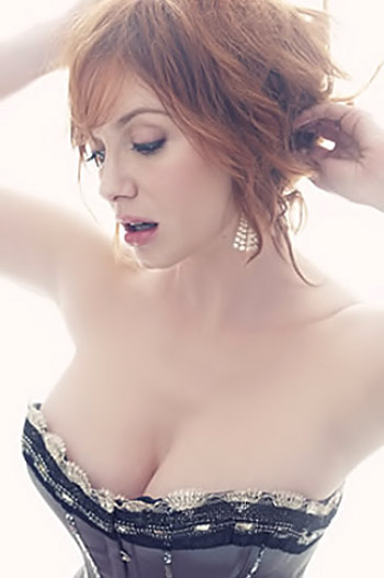 Loving: Christina Hendricks