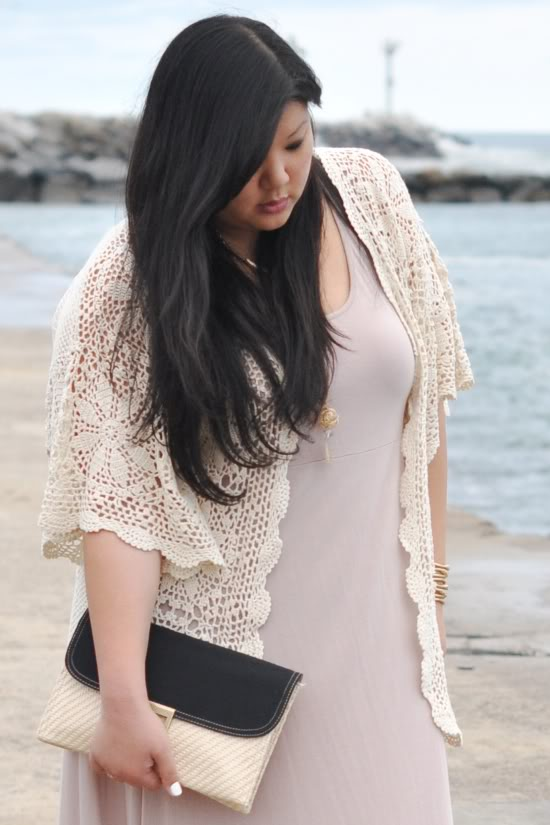 Torrid Plus Size Crochet Jacket review