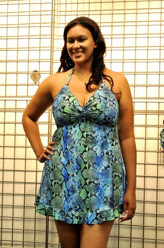 BECCA ETC plus size Swimsuit