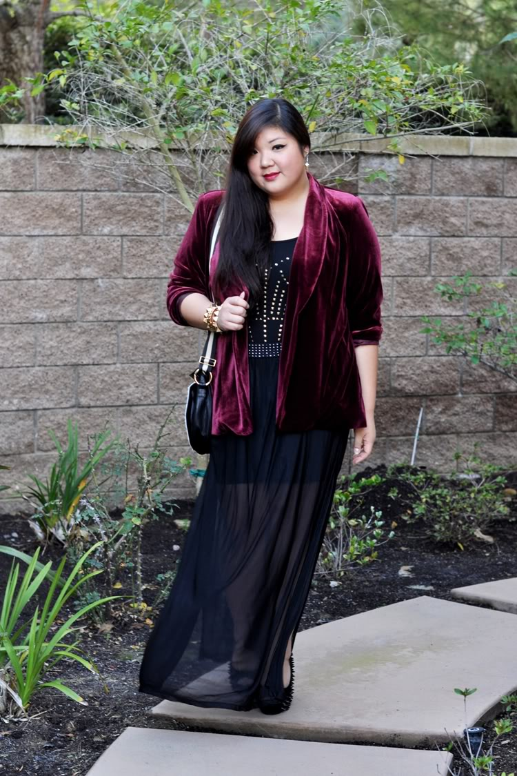 Curvy Girl Chic Susan Grazer Plus Size Fashion Outfit of the Day