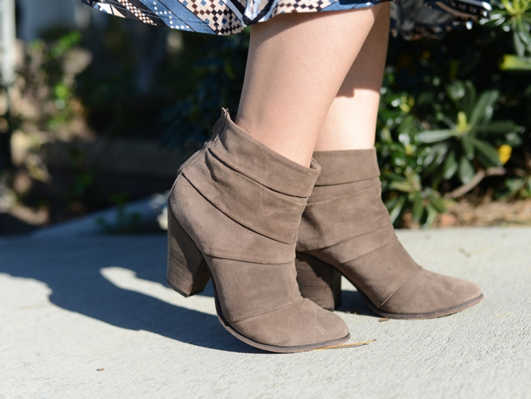 Curvy Girl Chic Plus Size Fashion and Lifestyle Blog - Steve Madden Boots