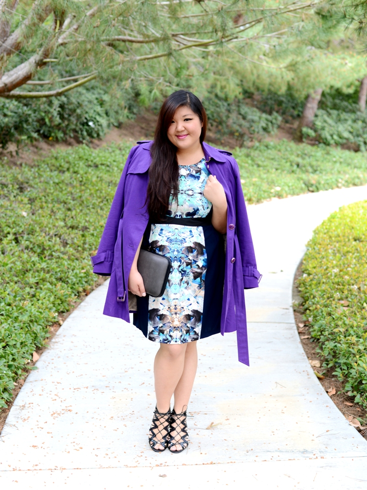 Curvy Girl Chic Plus Size Fashion Blog Statement Piece Outfit