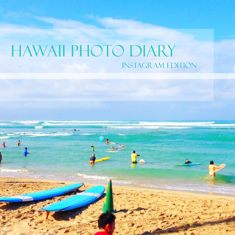 Hawaii Photo Diary (instagram edition)