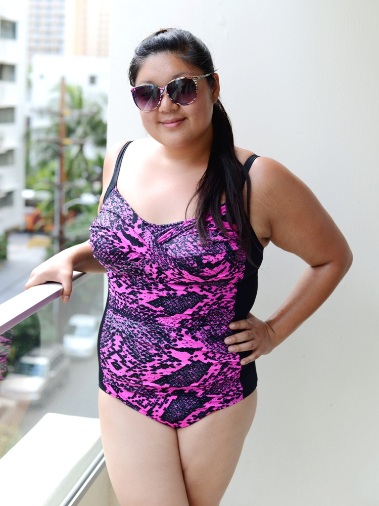 Curvy Girl Chic Plus Size Fashion Blog SwimsuitsforAll