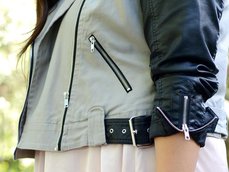 Curvy Girl Chic Plus Size Fashion Blog MYNT1792 Harlem Moto