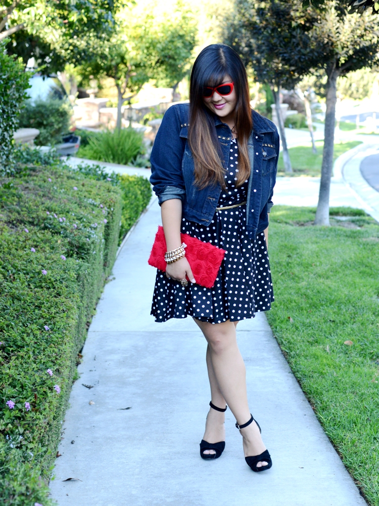 Curvy Girl Chic Plus Size Fashion Blog Wet Seal Event and Giveaway