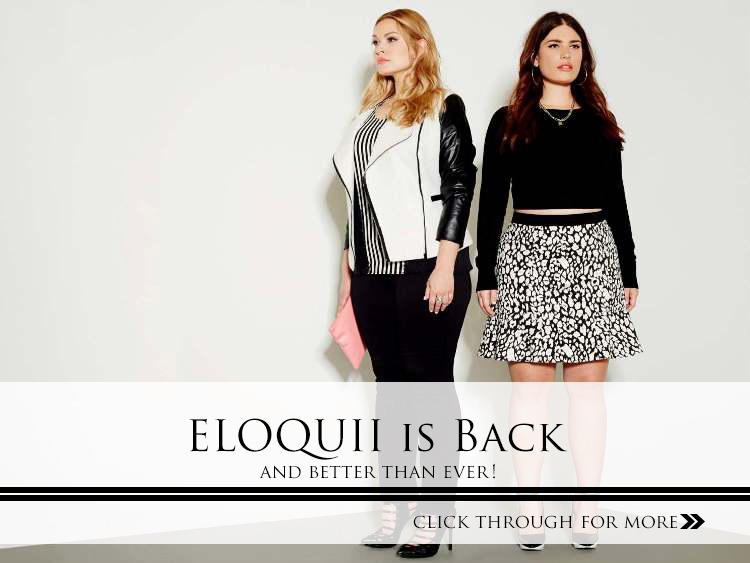 ELOQUII is BACK (and better than ever!)