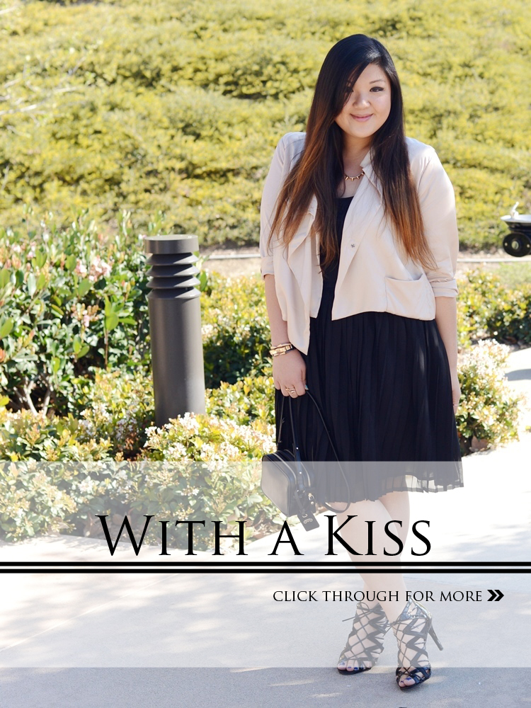 WITH A KISS