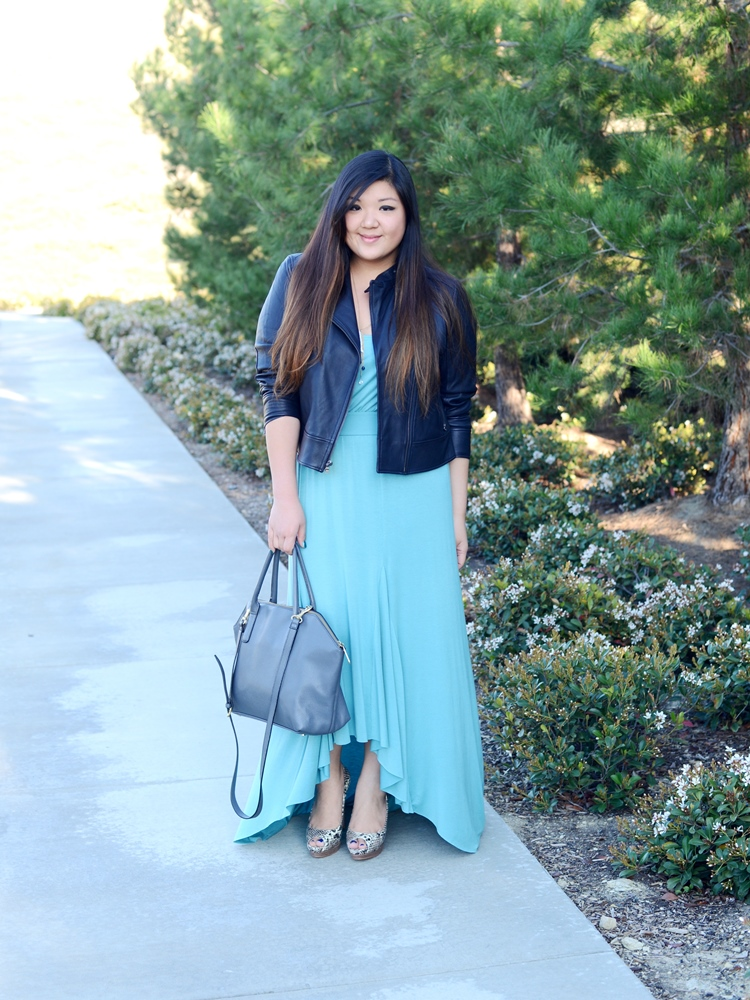 Curvy Girl Chic Plus Size Fashion Blog Rachel Pally Maxi Dress Outfit of the Day