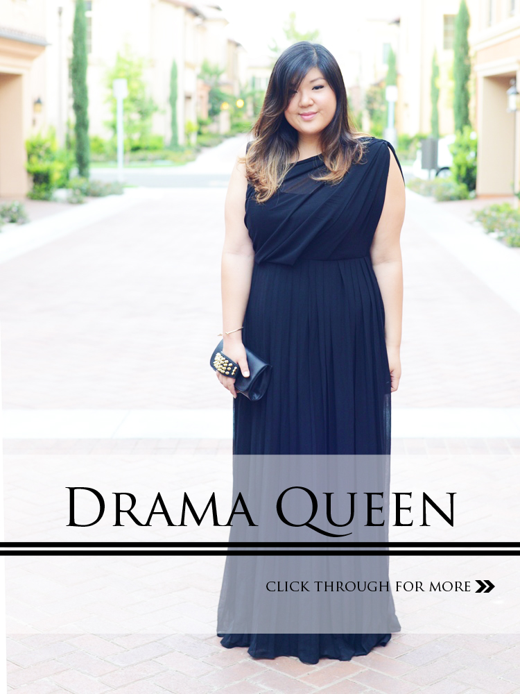 Curvy Girl Chic Plus Size Fashion Blog Fame and Partners