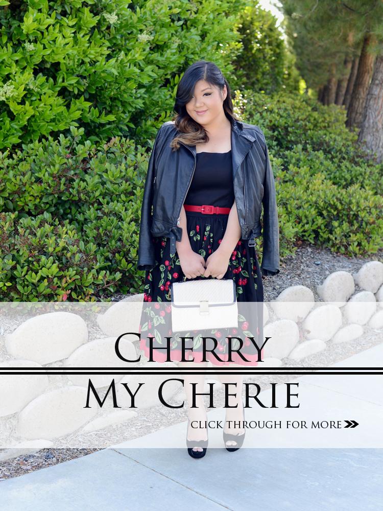CHERRY MY CHERIE
