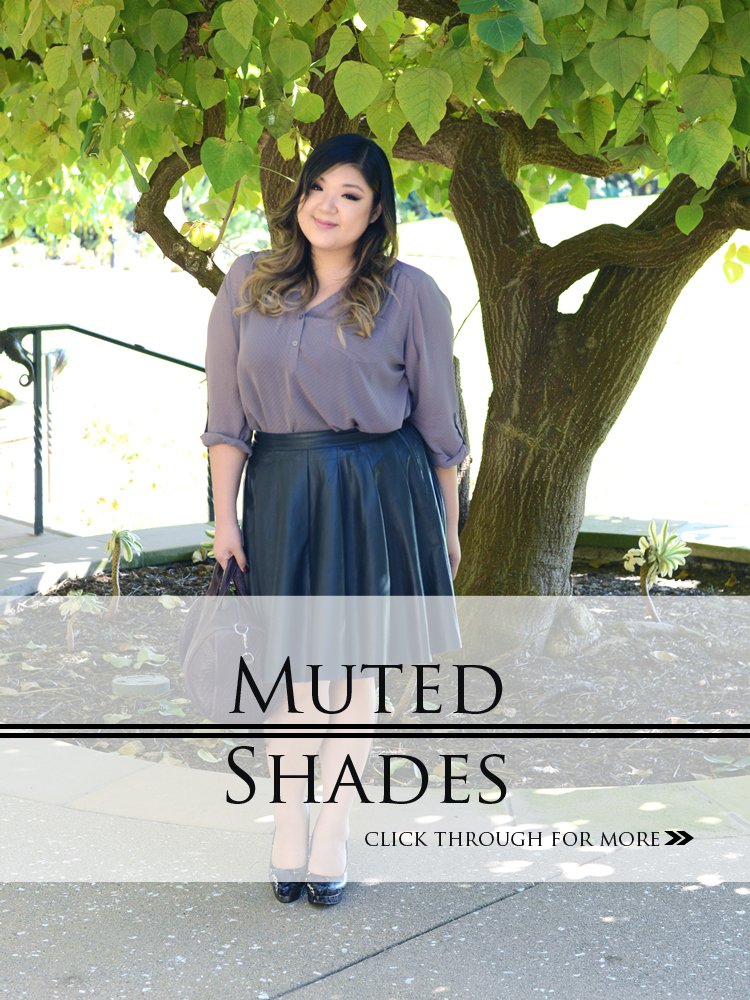 MUTED SHADES