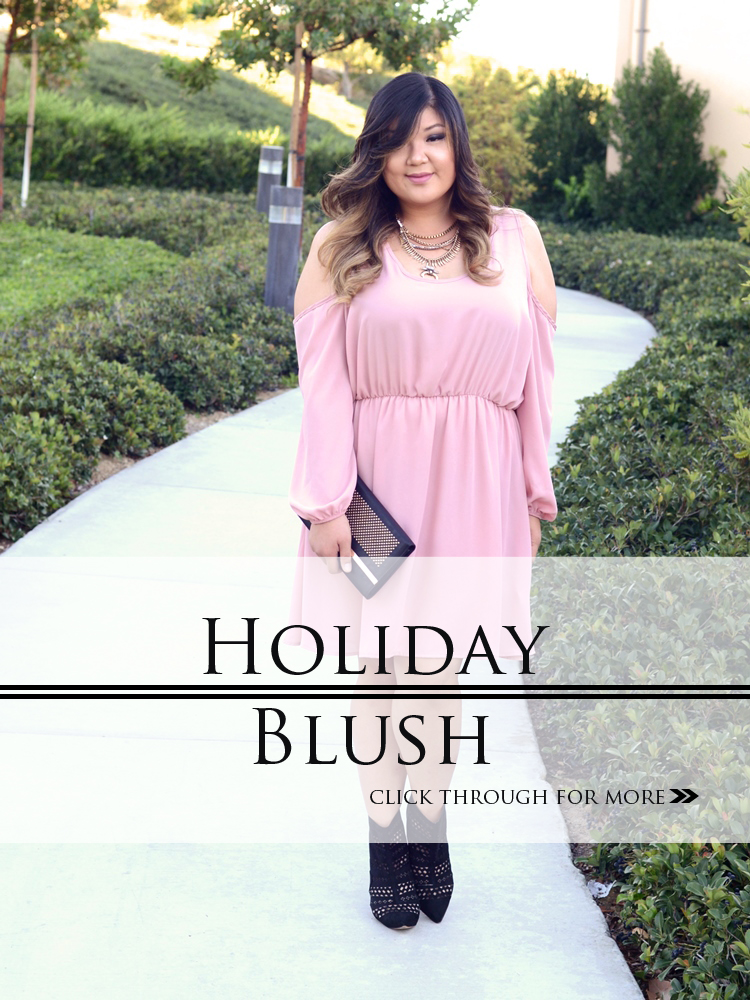 HOLIDAY BLUSH