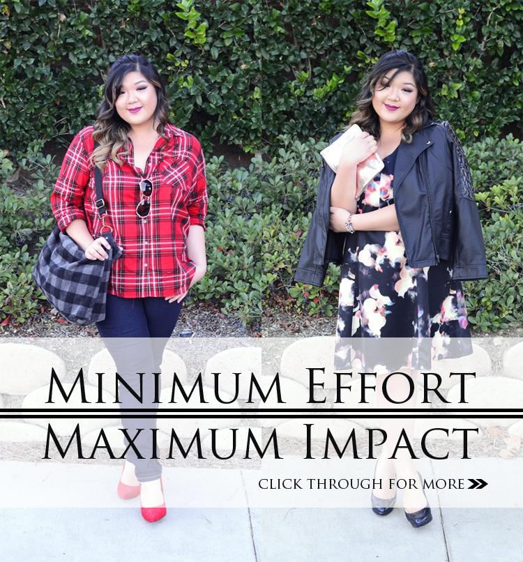 MINIMUM EFFORT MAXIMUM IMPACT