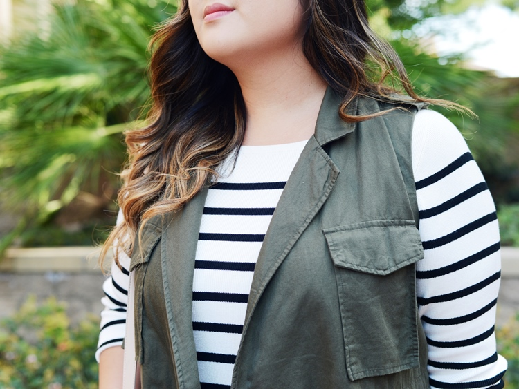 Curvy Girl Chic Plus Size Fashion Blog Who What Wear Target Look