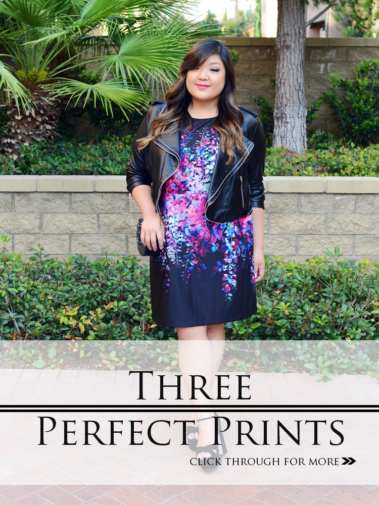 3 PERFECT PRINTS FOR SPRING & SUMMER