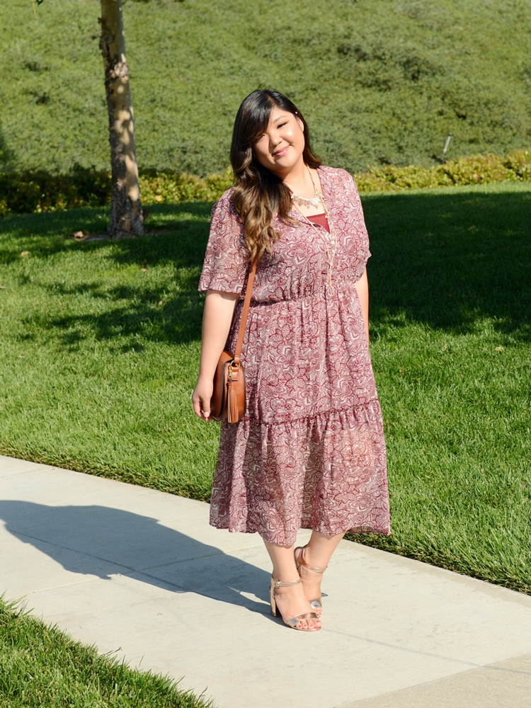 Summertime Sundress Curvy Girl Chic