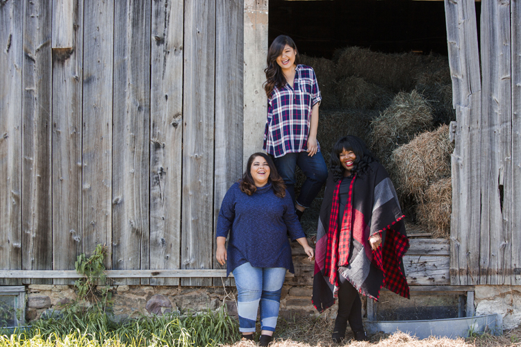 3 FALL-PERFECT OUTFITS FOR A VERMONT GETAWAY
