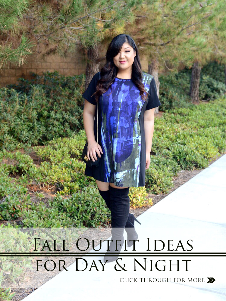 FALL OUTFIT IDEAS FOR DAY AND NIGHT