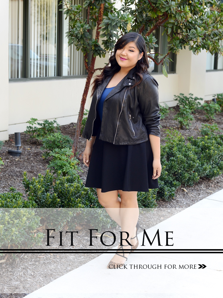 FIT FOR ME: A FALL TRANSITION OUTFIT TRICK