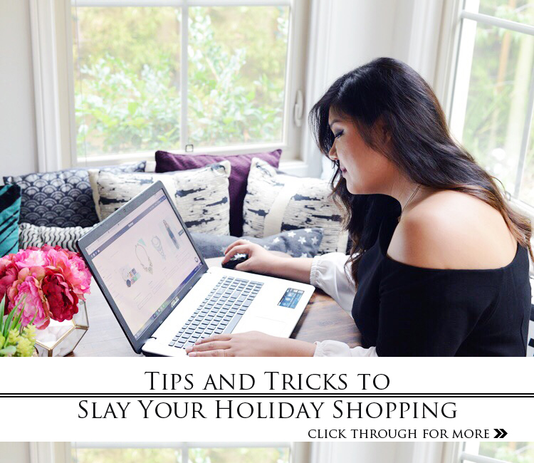 5 TIPS AND TRICKS FOR SLAYING BLACK FRIDAY, CYBER MONDAY, AND HOLIDAY SHOPPING ON A BUDGET