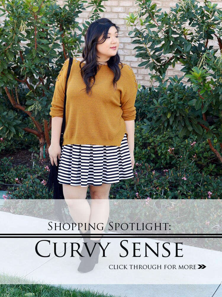 SHOPPING SPOTLIGHT: CURVY SENSE REVIEW