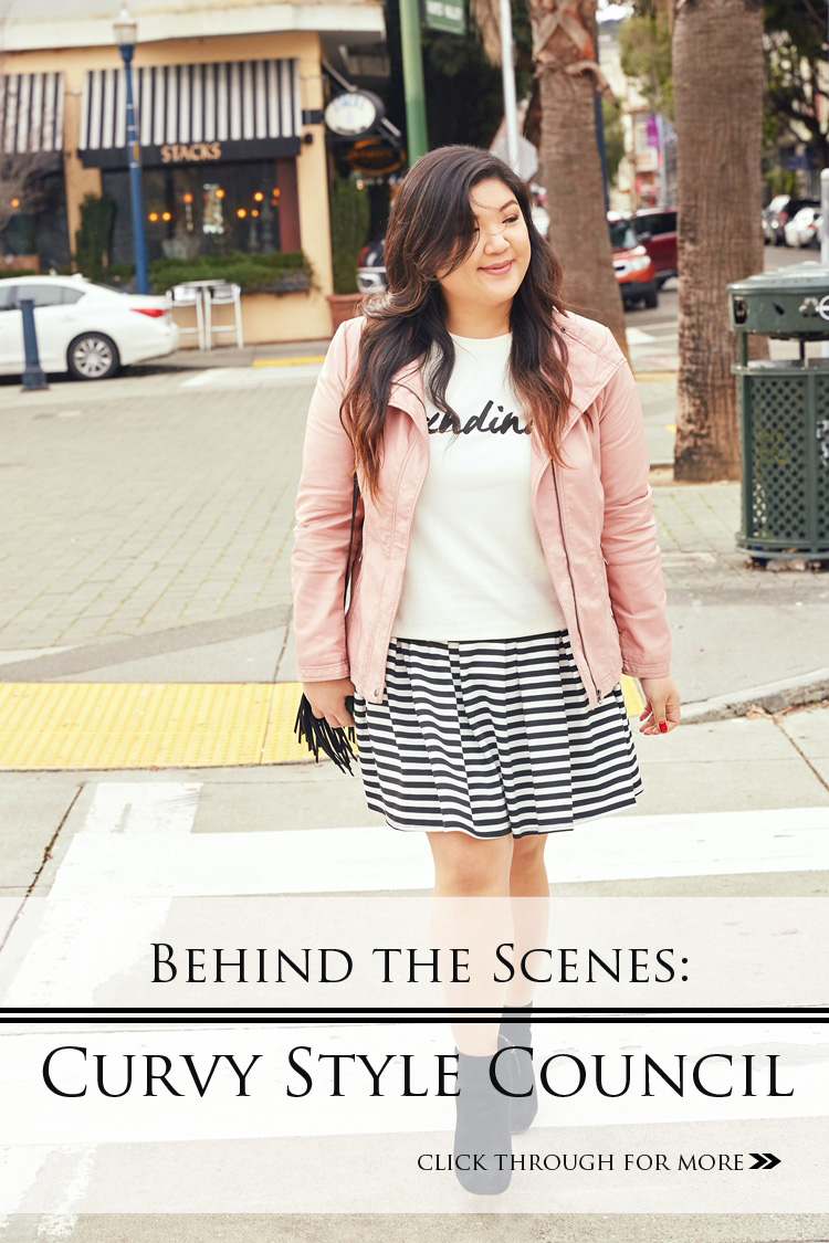 BEHIND THE SCENES: STITCH FIX CURVY STYLE COUNCIL!