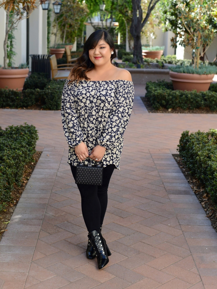 FALL FLORALS WITH BLOOMINGDALE'S