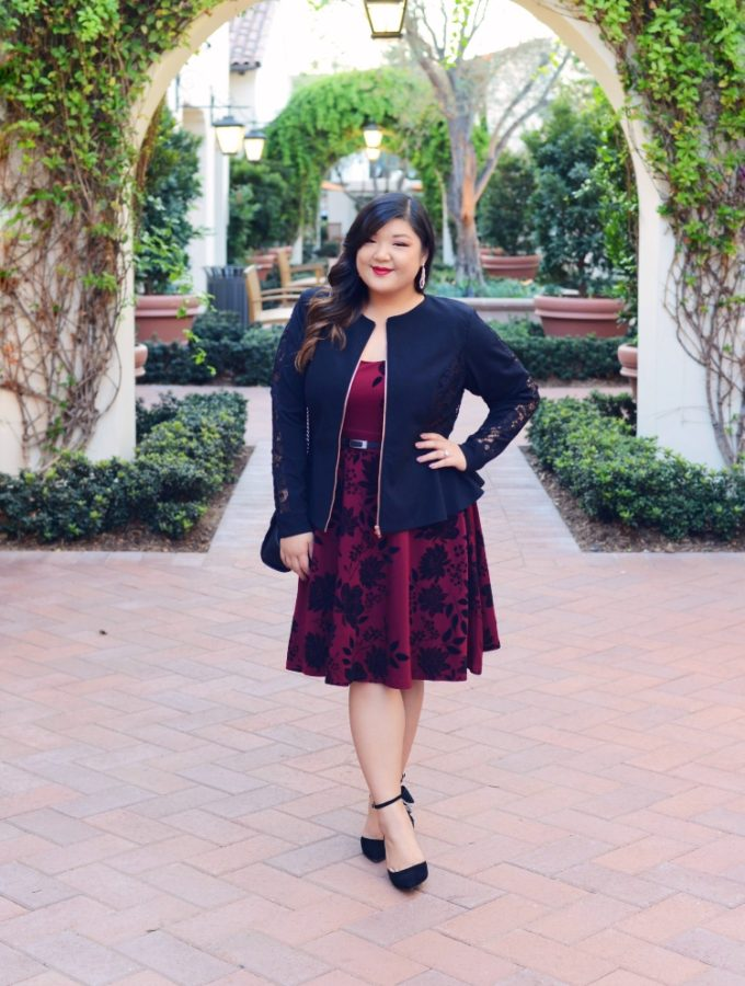 HOLIDAY OUTFIT IDEAS – PLUS SIZE