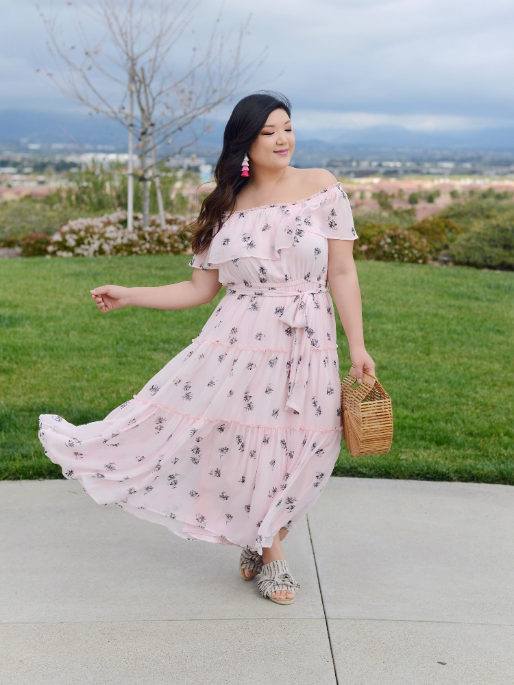The Perfect Plus Size Spring Dress Curvy Girl Chic